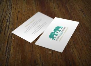 Design studio visitekaartjes